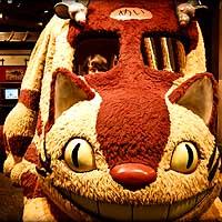 Museo Ghibli gattobus Totoro