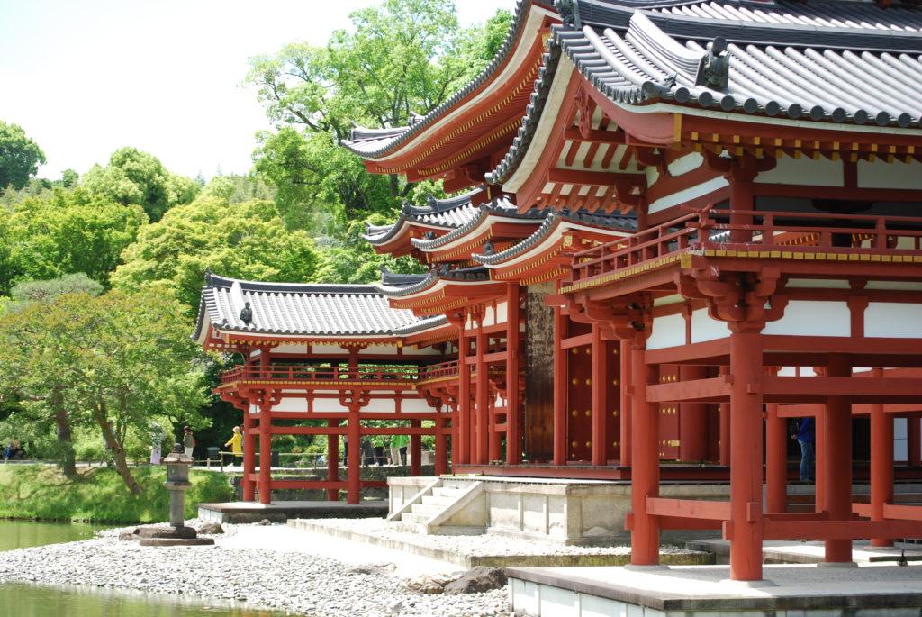 Tempio di Byodoin, Uji, - Kyoto (Giappone)
