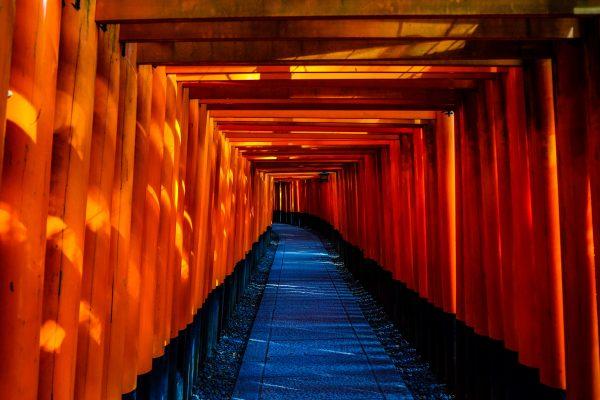 Santuario di Fushimi Inari Kyoto